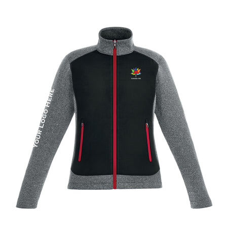 Women's Canada 150 Hybrid Performance Fleece Jacket