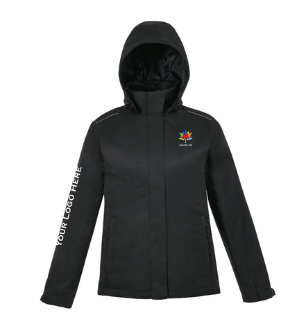 Women's Canada 150 3-in-1 Jacket with Fleece Liner