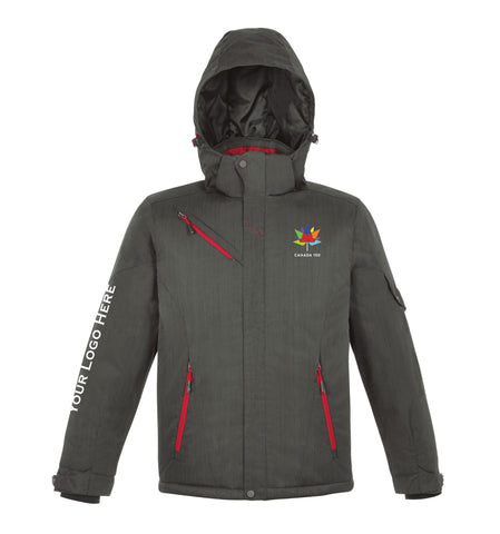 Men's Canada 150 Rivet Textured Twill Insulated Jacket