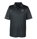 Men's Canada 150 Microstripe Performance Piqué Polo