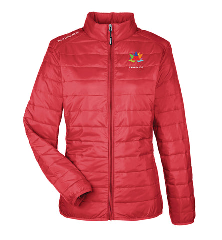 Women's Canada 150 Packable Puffer