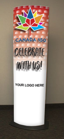 Canada 150 Upright Display