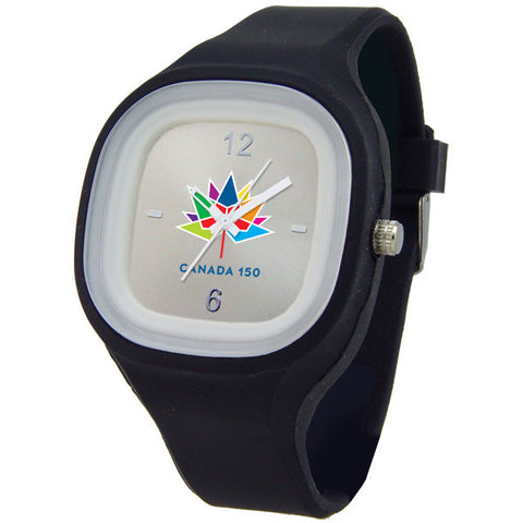 Canada 150 Silicone Casual Watch