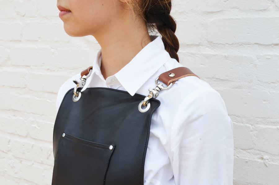 Black Leather Apron