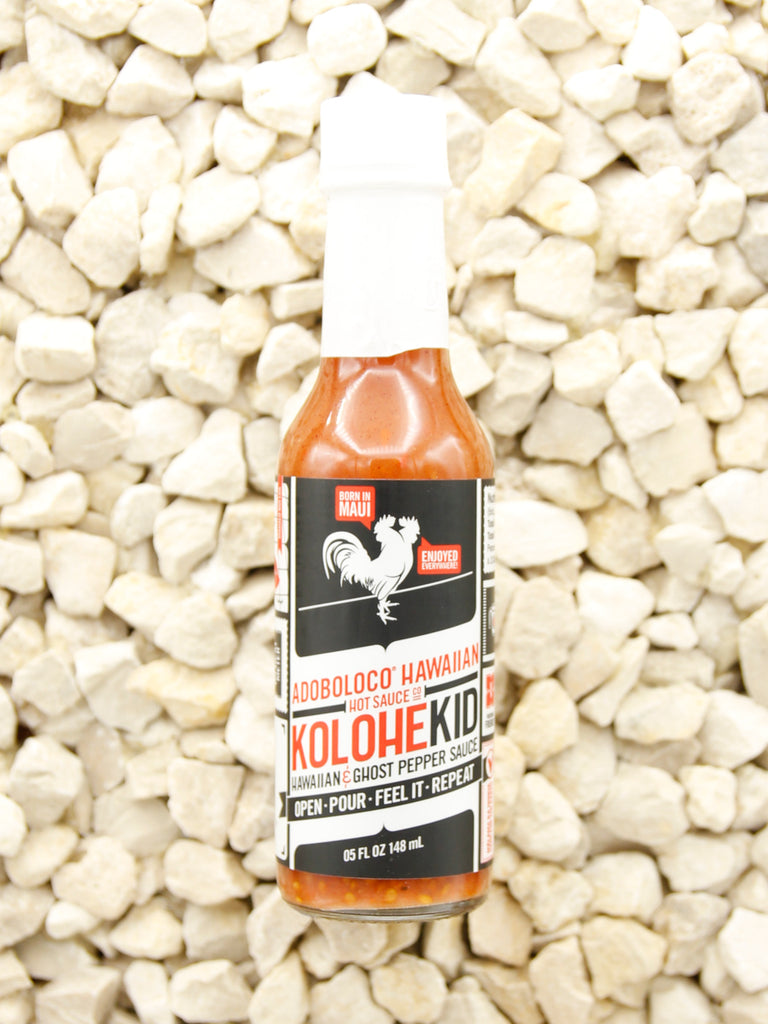 Adoboloco - Kolohe Kid Hawaiian & Ghost Pepper Sauce