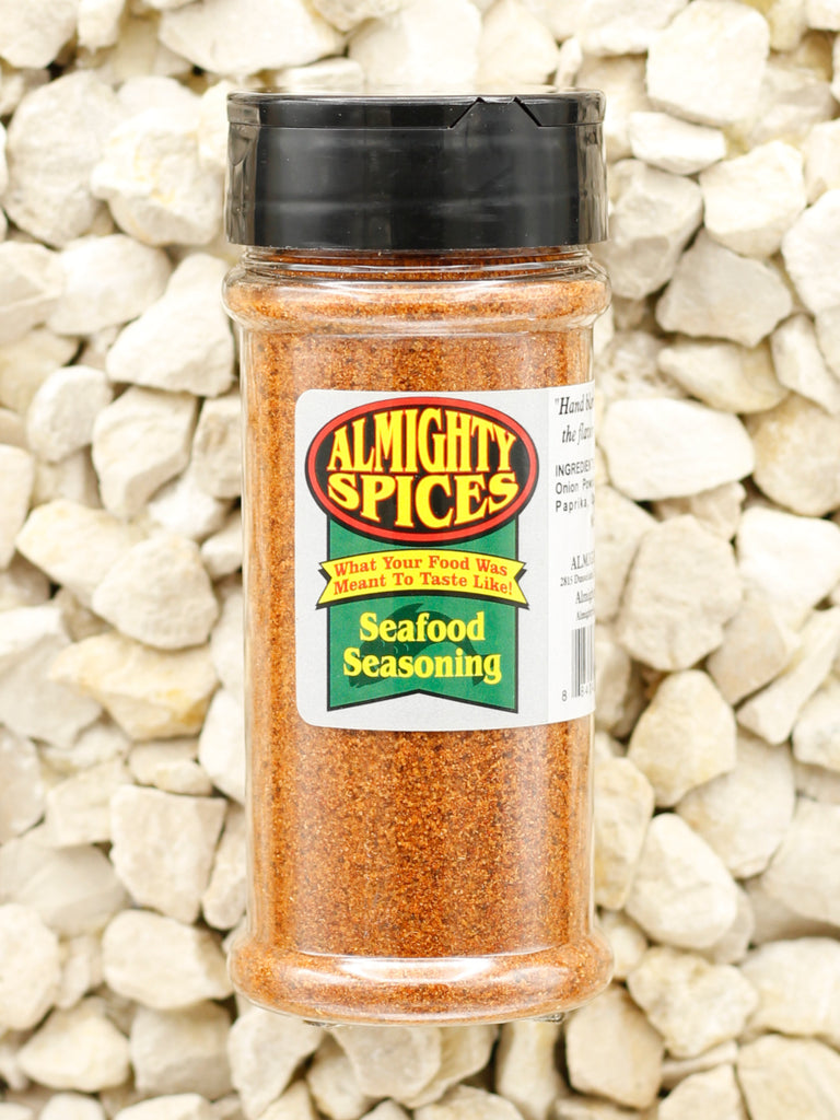 Almighty Spices - Seafood Seasoning
