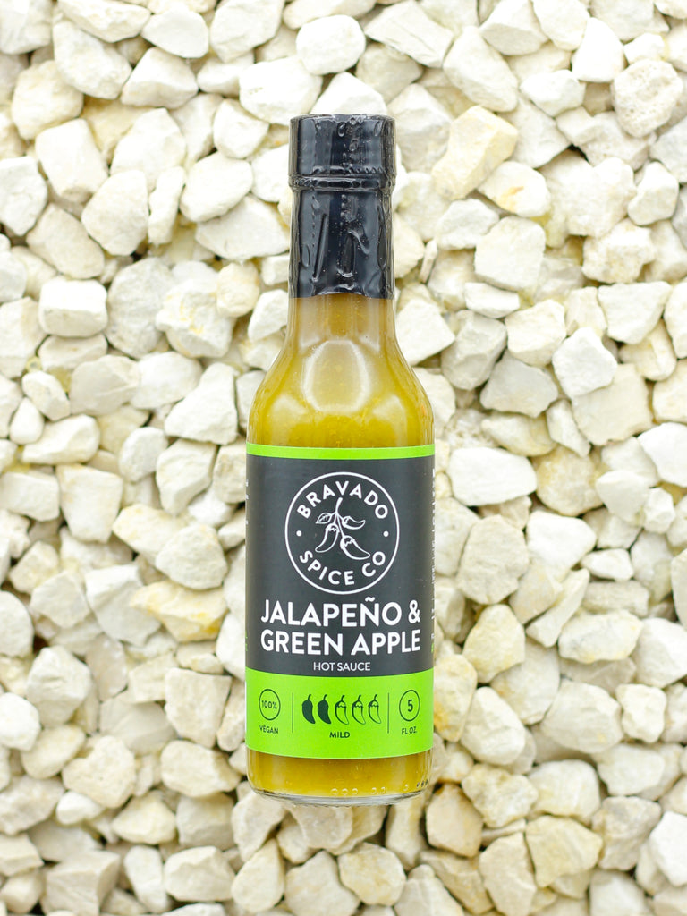 Bravado Spice Co. - Jalapeño & Green  Apple Hot Sauce