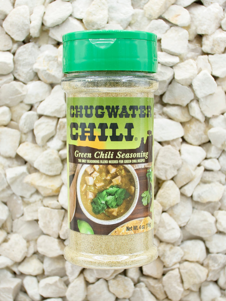 Chugwater Chili - Green Chili Seasoning