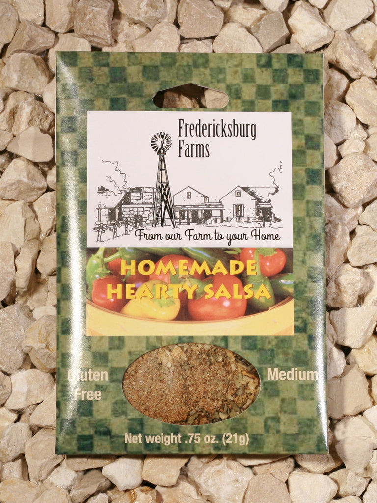 Fredericksburg Farms - Homemade Hearty Salsa