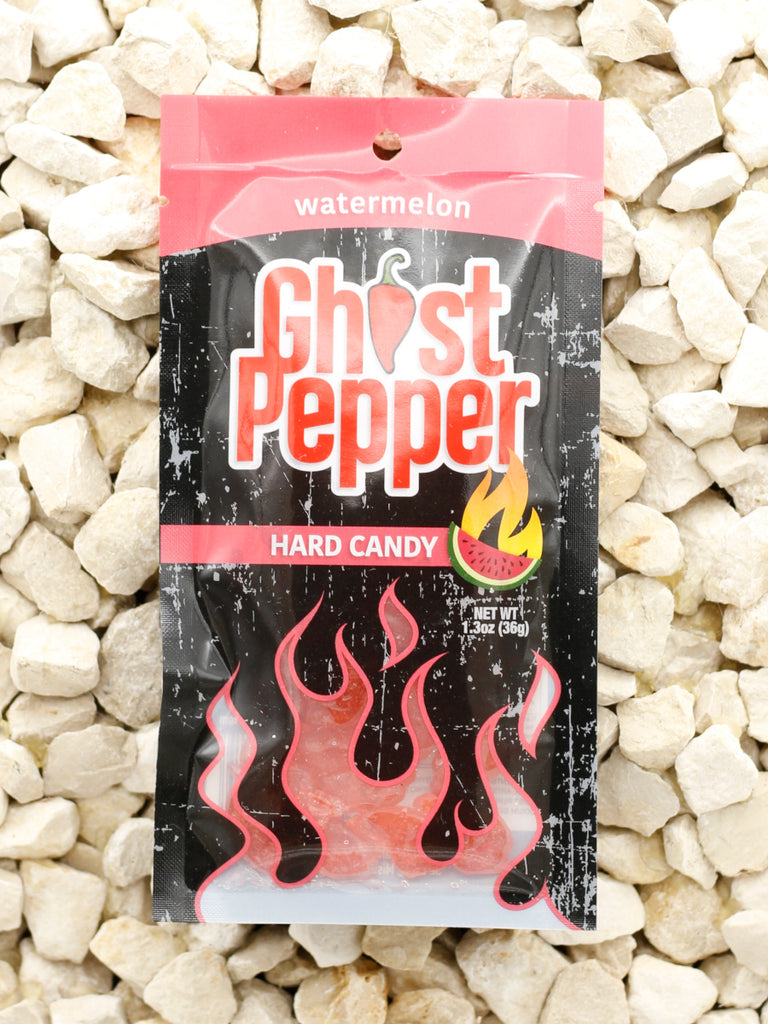 Flamethrower Candy - Ghost Pepper Candy - Watermelon