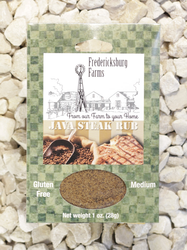 Fredericksburg Farms - Java Steak Rub