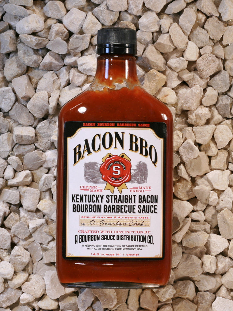 Kentucky Straight Bourbon - Bacon BBQ Sauce