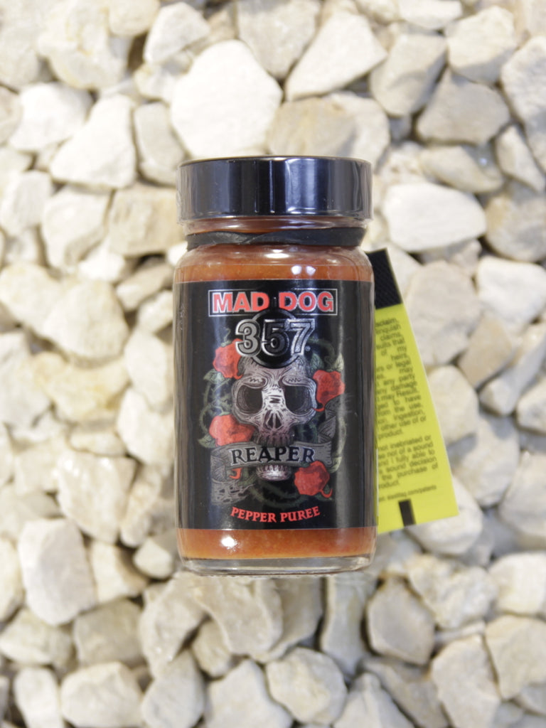 Mad Dog 357 - Reaper Pepper Puree