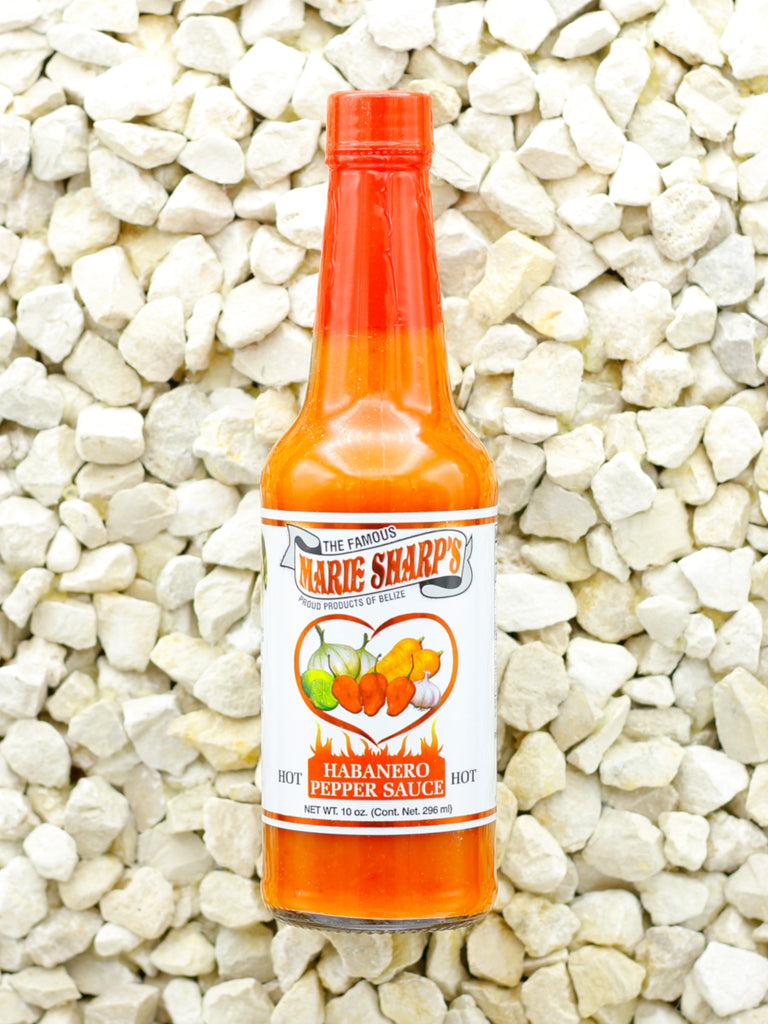 Marie Sharp's - Hot Habanero Sauce - Large Bottle
