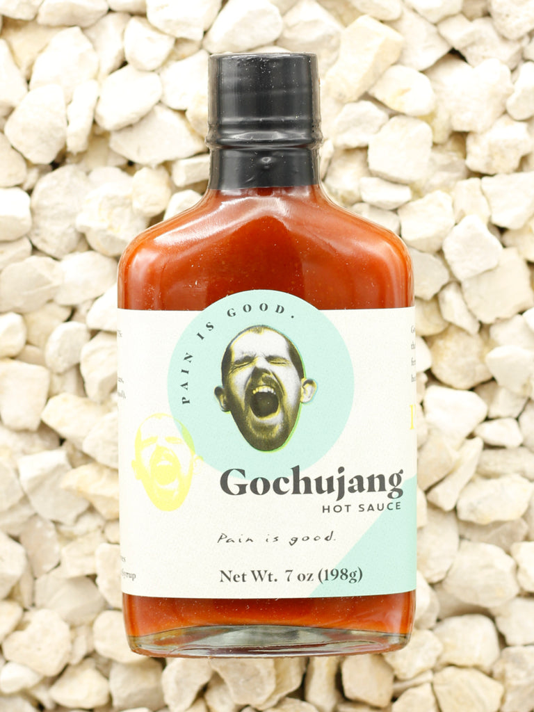 Pain is Good - Gochujang Hot Sauce