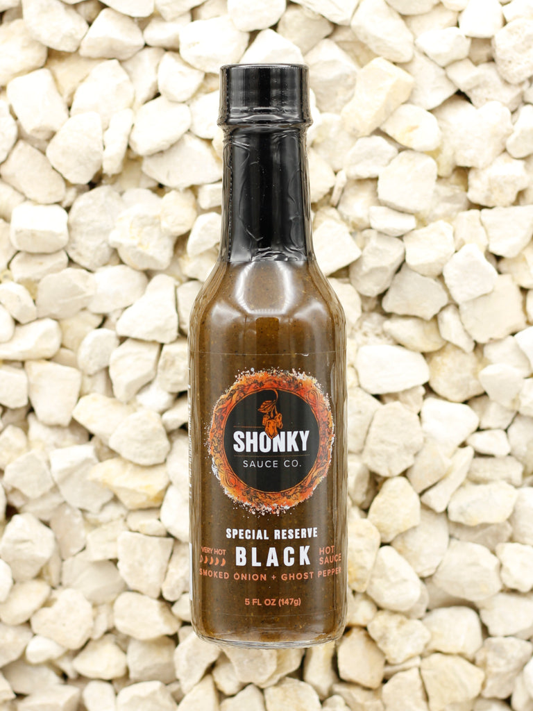 Shonky Sauce Co. - Special Reserve Black
