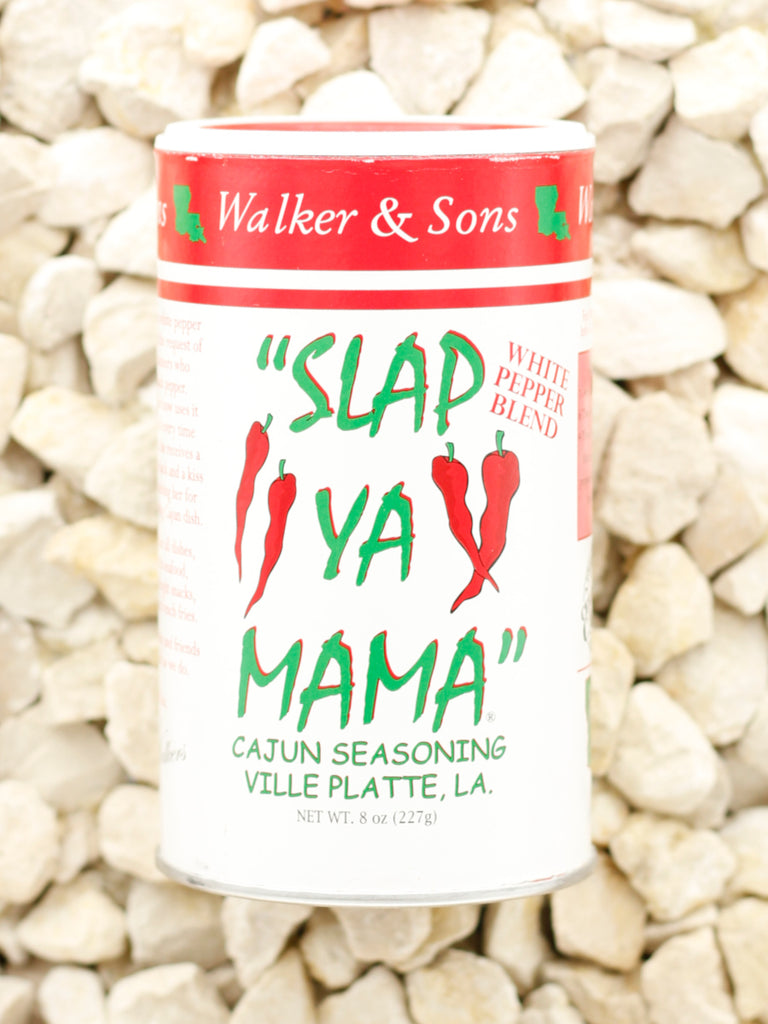 Walker & Sons - Slap Ya Mama - White Pepper Blend - 8 oz.