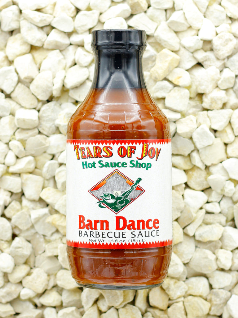 Tears Of Joy Hot Sauce Shop - Barn Dance Barbecue Sauce