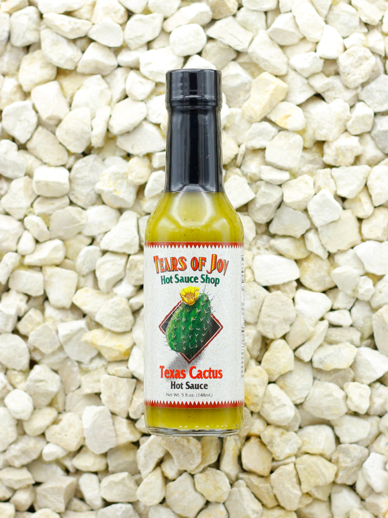Tears Of Joy Hot Sauce Shop - Texas Cactus - 5 oz.
