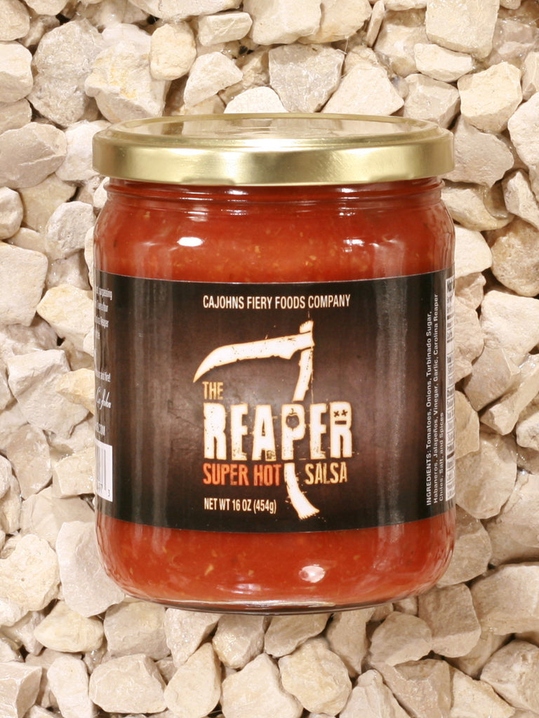 CaJohns - The Reaper Super Hot Salsa