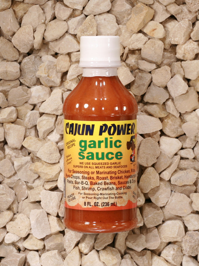 Cajun Power - Garlic Sauce