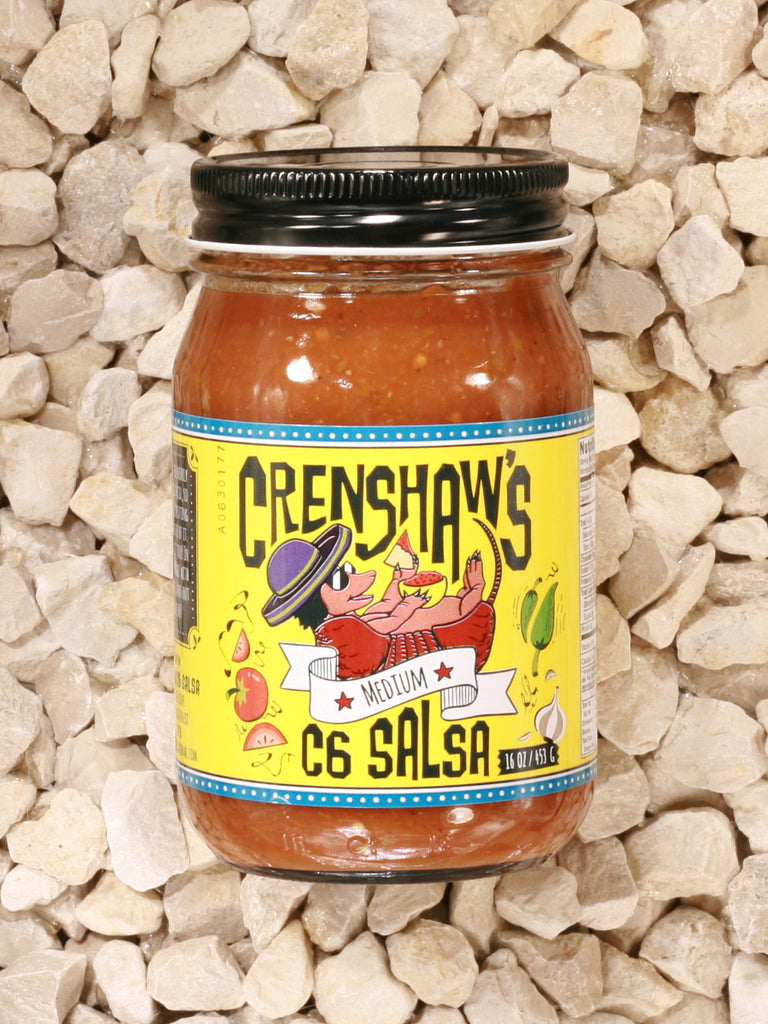 Crenshaw's C6 Salsa - Medium