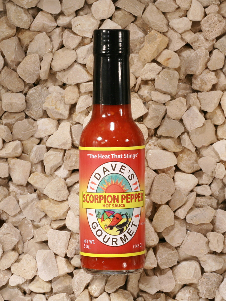 Dave's Gourmet - Scorpion Pepper Hot Sauce