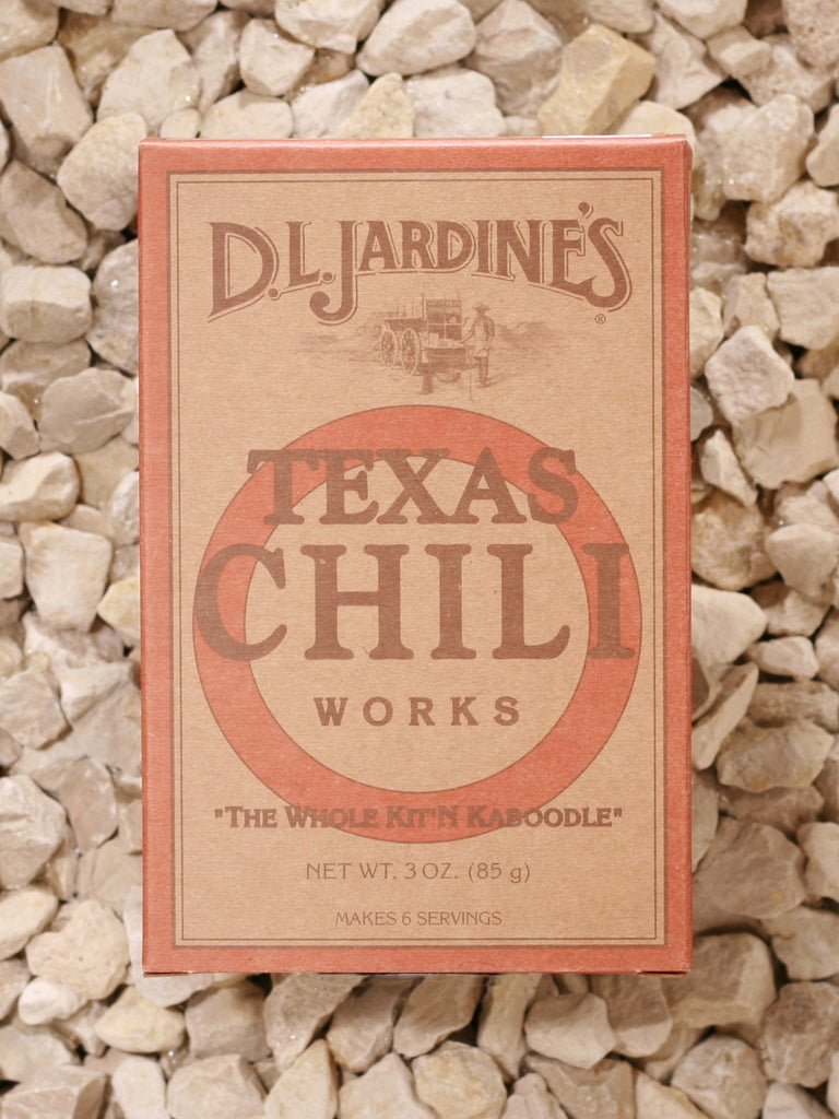 D.L. Jardine's - Texas Chili Works