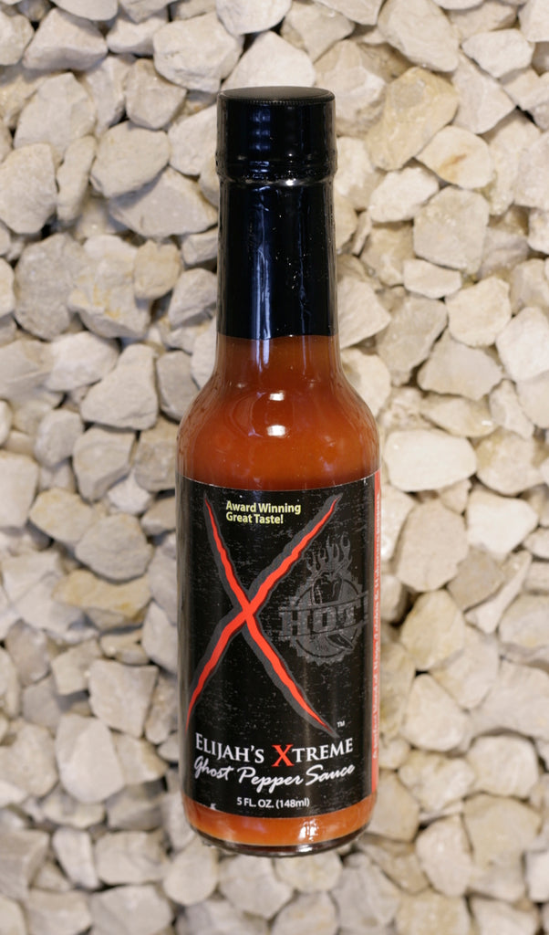Elijah's Xtreme - Ghost Pepper Sauce