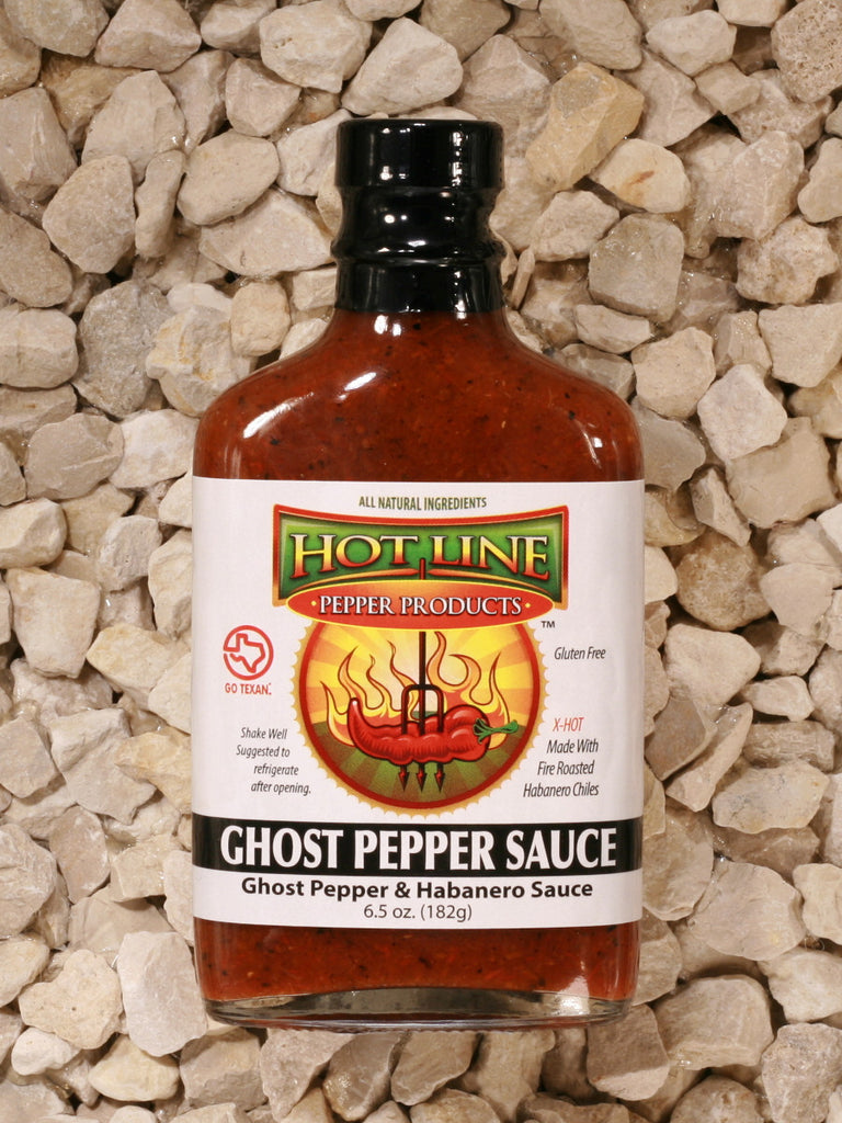 Hot Line Pepper Products - Ghost Pepper Sauce