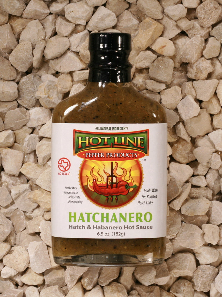 Hot Line Pepper Products - Hatchanero Hatch & Habanero Hot Sauce