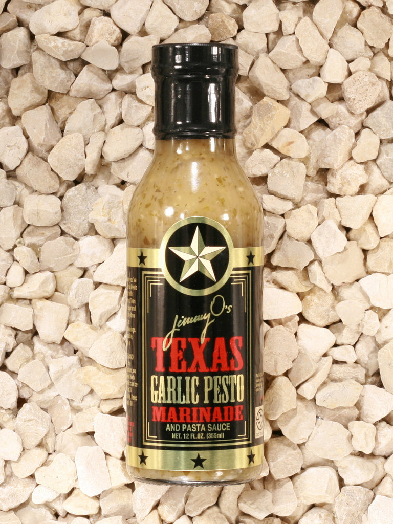 Jimmy O's - Garlic Pesto Marinade