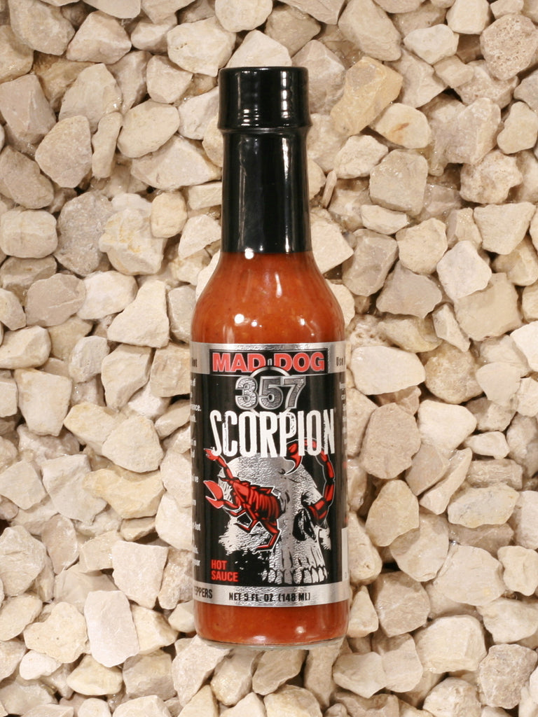 Mad Dog - 357 Scorpion Hot Sauce