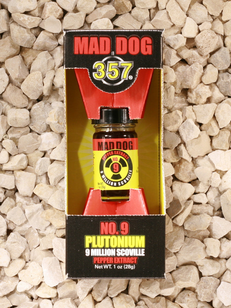 Mad Dog 357 - No. 9 Plutonium
