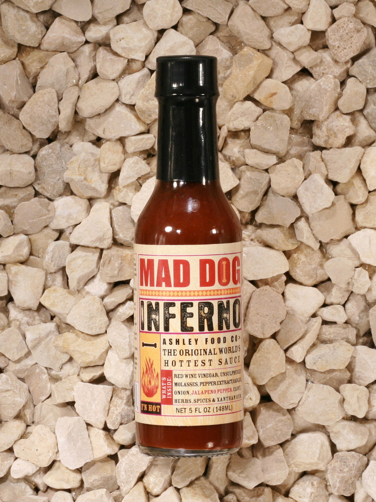 Mad Dog - Inferno Hot Sauce