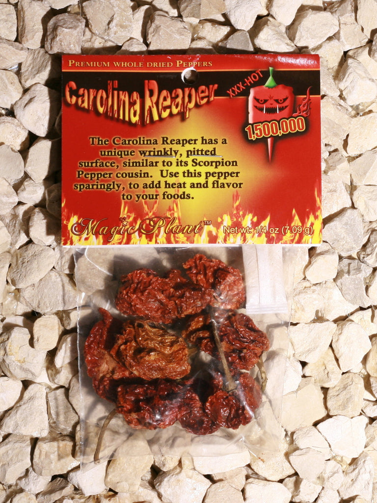 Magic Plant - Carolina Reaper Pods