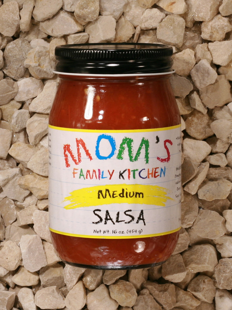 Mom's Family Kitchen - Medium Salsa