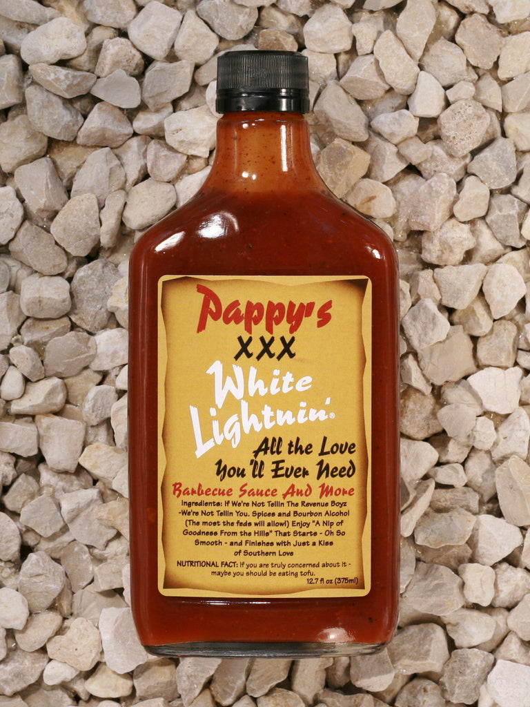 Pappy's XXX White Lightnin'