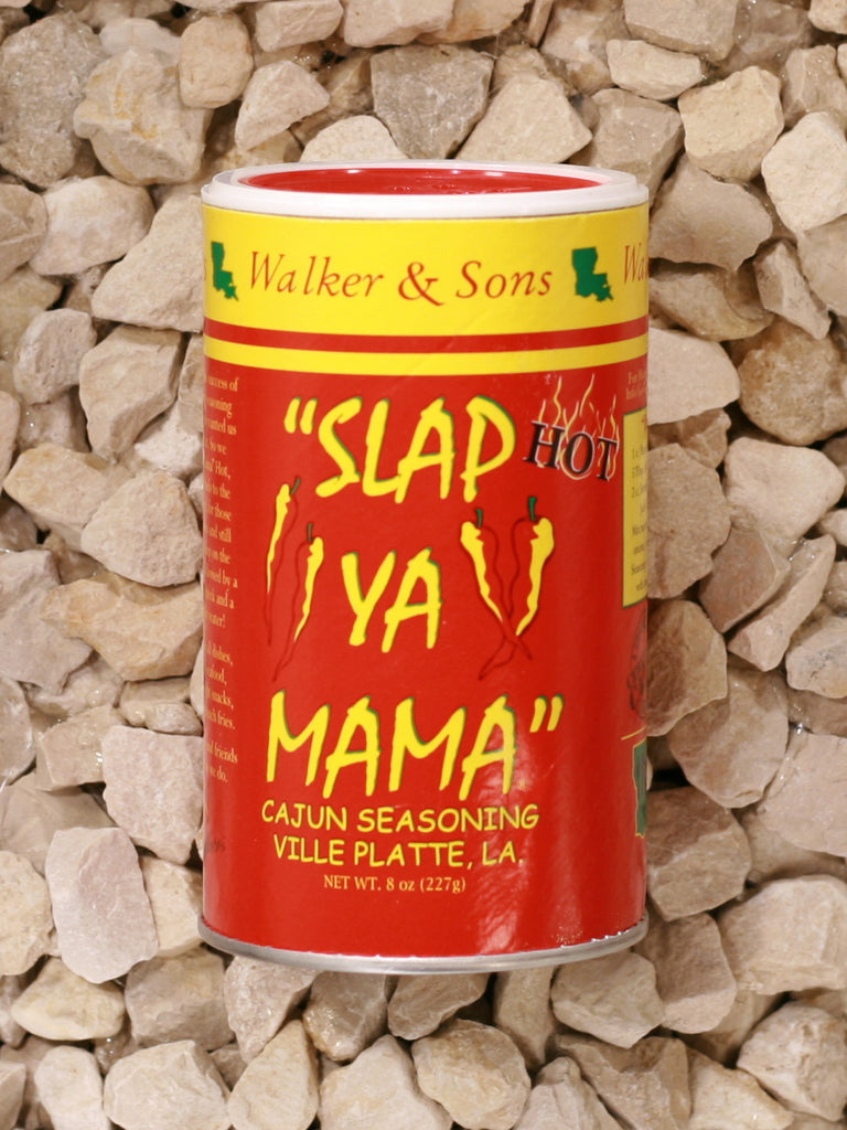 Walker & Sons - Slap Ya Mama - Cajun Seasoning - Hot