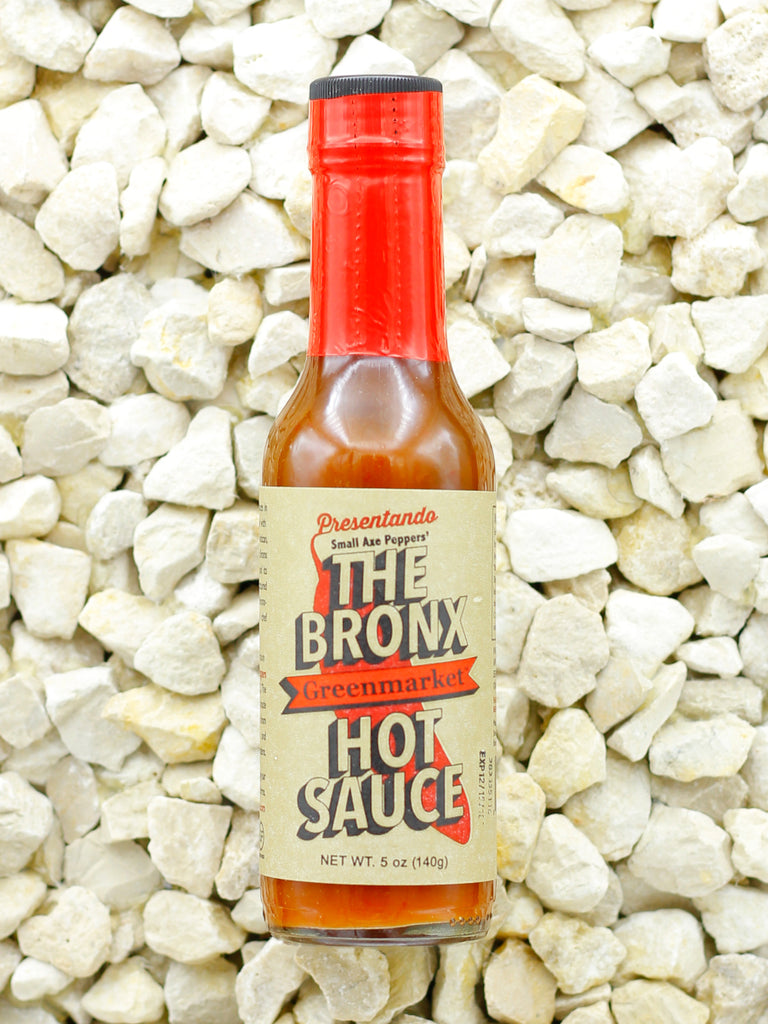 The Bronx Hot Sauce - Red