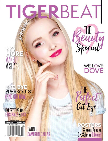 ISSUE #5 BEAUTY SPECIAL 2016
