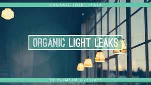 Organic Light Leaks