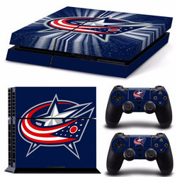 Columbus Blue Jackets NHL PS4 Skin