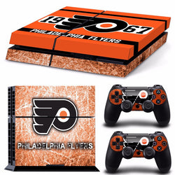 Philadelphia Flyers NHL PS4 Skin
