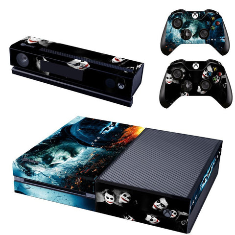 The Joker Xbox One Skin