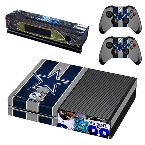 Dallas Cowboys NFL Xbox One Skin
