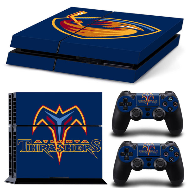 Atlanta Thrashers NHL PS4 Skin