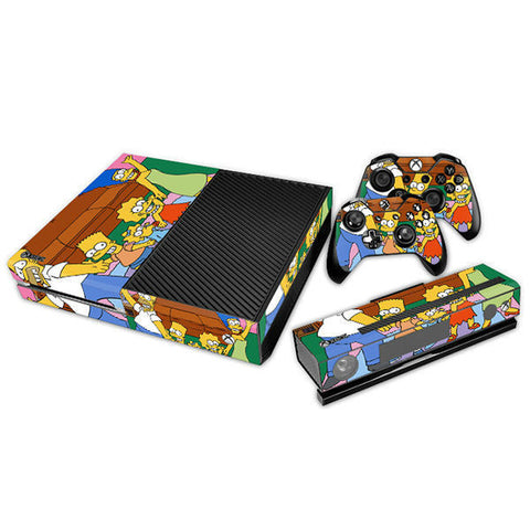 The Simpsons Xbox One Skin