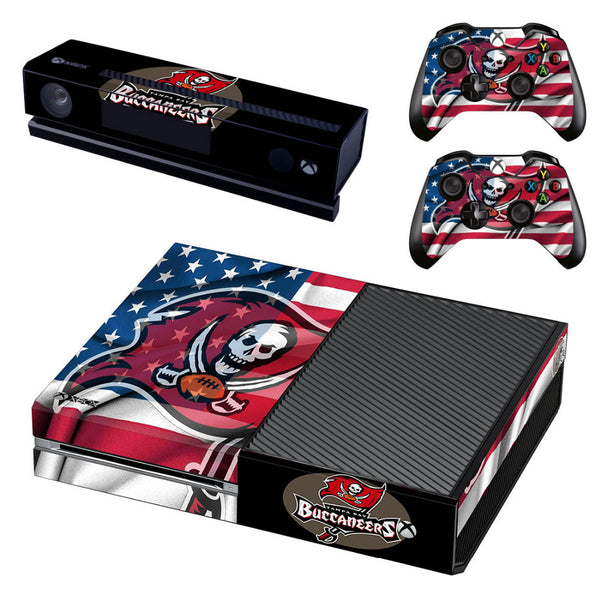 Tampa Bay Buccaneers NFL Xbox One Skin
