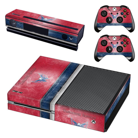 Washington Capitals NHL Xbox One Skin